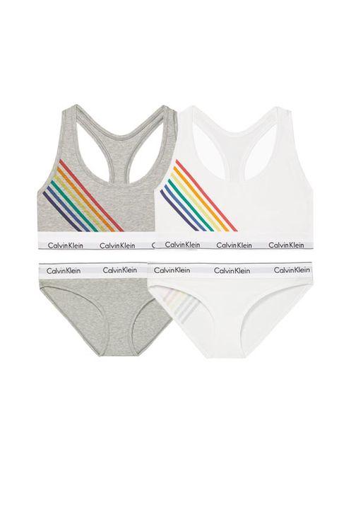 pride fashion - calvin klein pride underwear rainbow