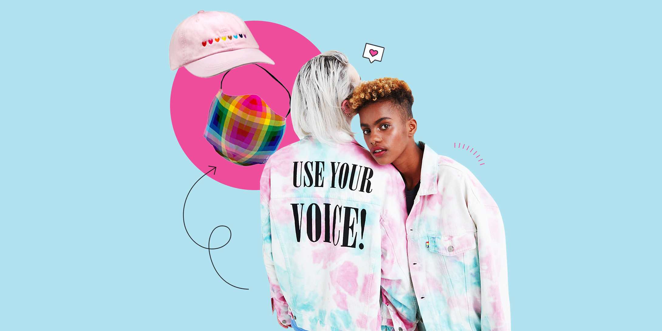 Pls Enjoy: Super-Cute Pride Month Swag That Gives Back to Charity