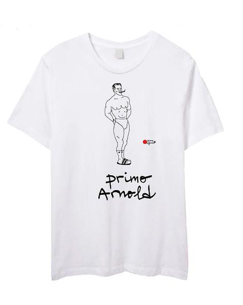 camiseta dibujos