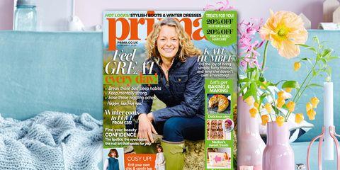 prima uk magazine cover   subscription