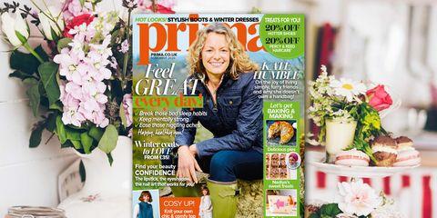 prima magazine cover   subscription