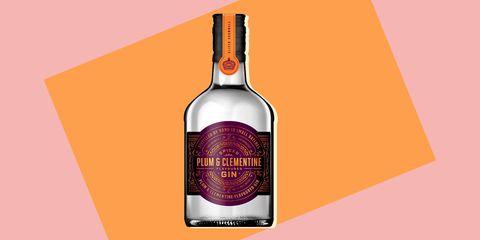 Aldi spiced plum clementine gin