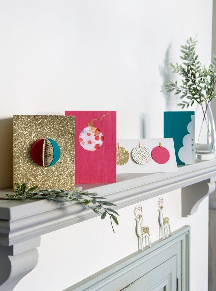 5 impressive Christmas card ideas to make at home