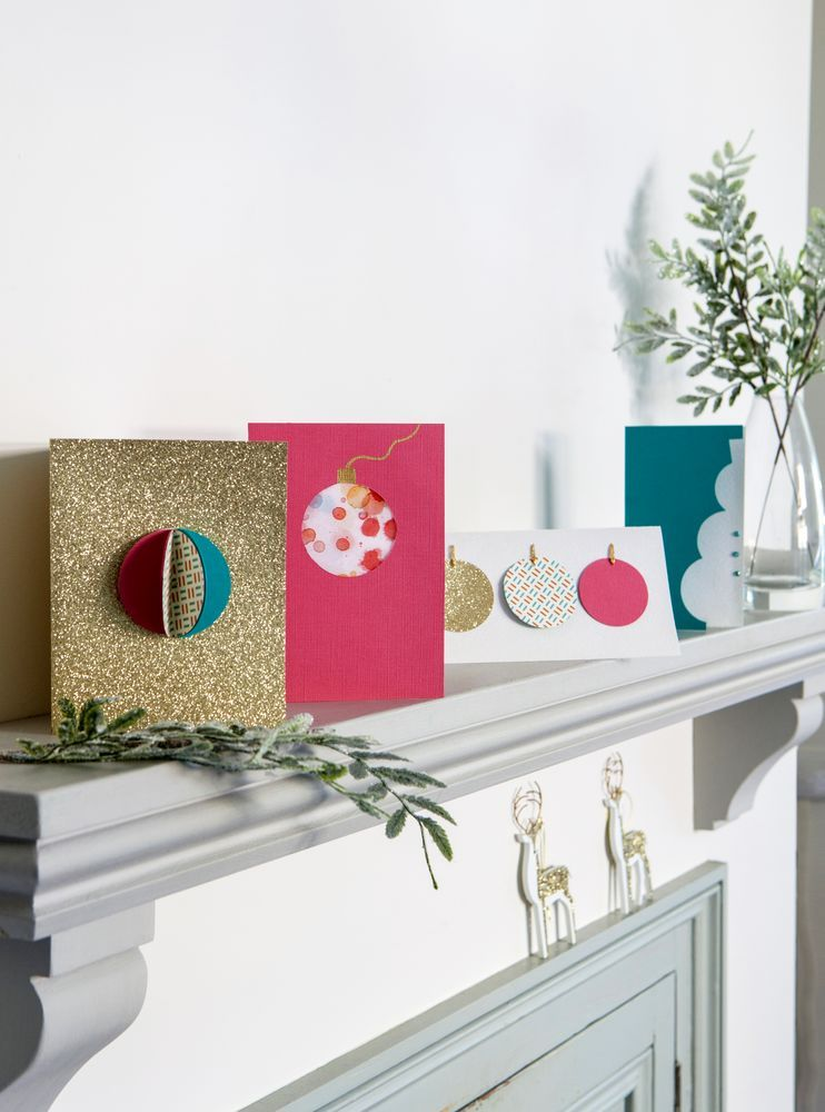 Impressive Christmas card ideas you can make at home
