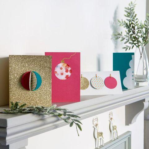 10 Homemade Christmas Card Ideas To Make At Home
