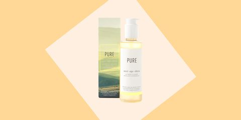 Marks & Spencer Pure Cleansing Oil