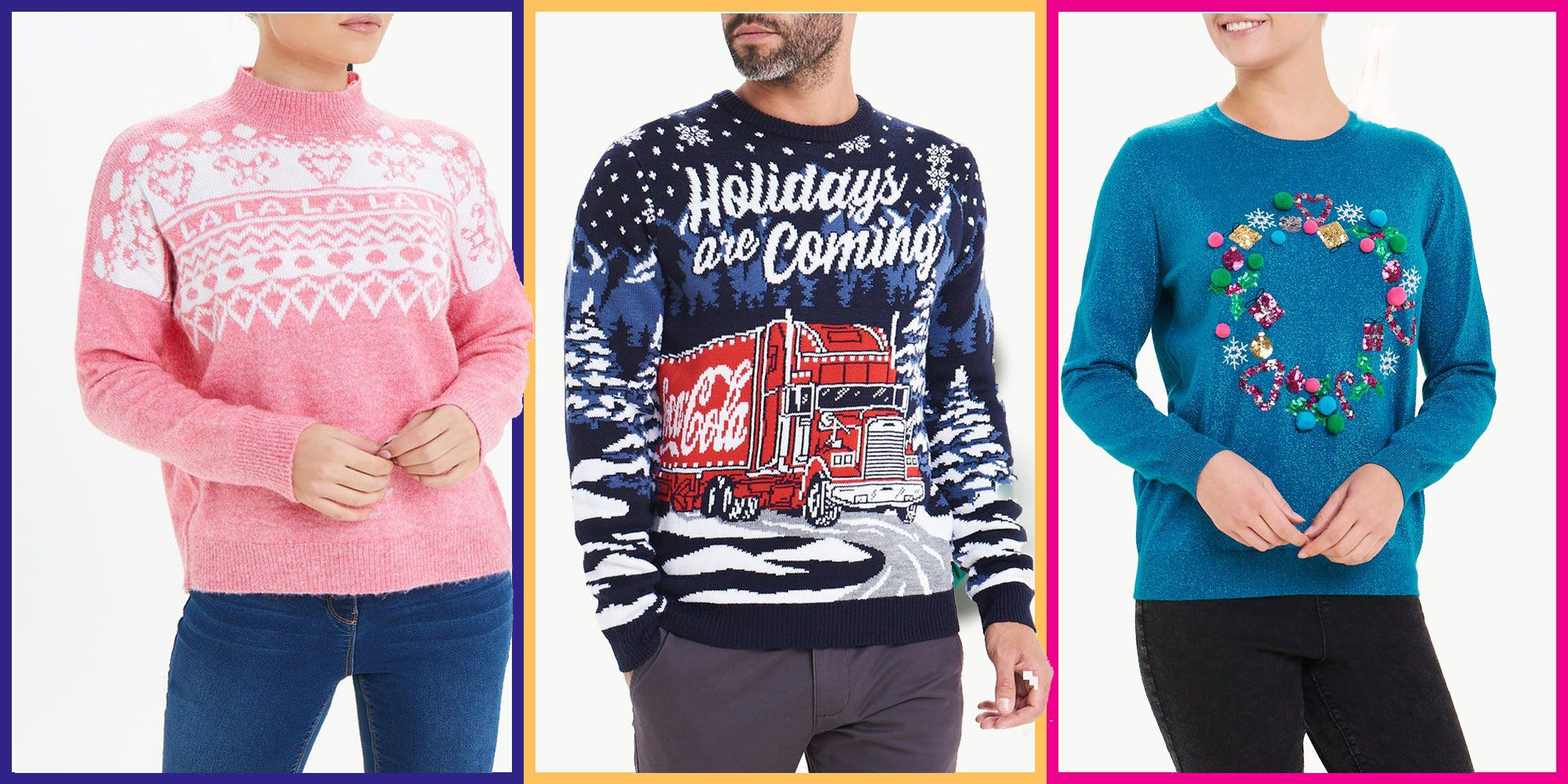 11 of the best Matalan Christmas jumpers for 2019