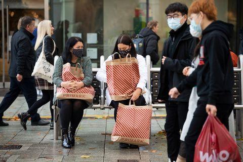 primark christmas shopping bags