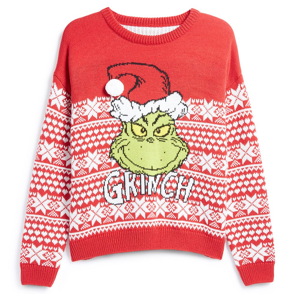 8d9a560f Primark Christmas jumpers: the best women's Christmas jumpers from ...