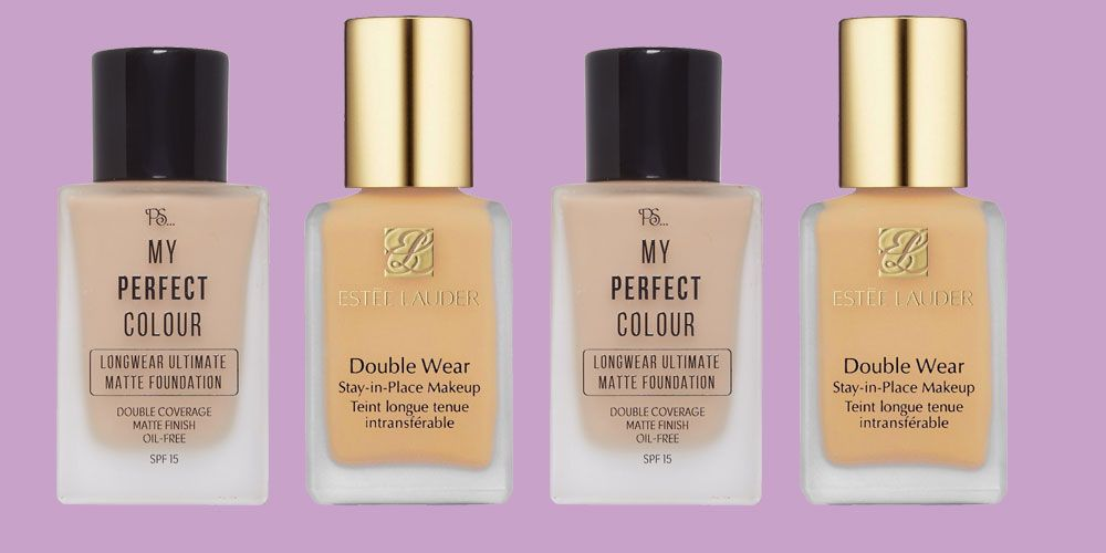 Primark foundation Estee Lauder Double Wear dupe