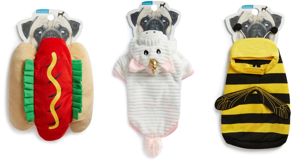 4ee49ef4af0 Every piece in the Primark's first pets fashion line