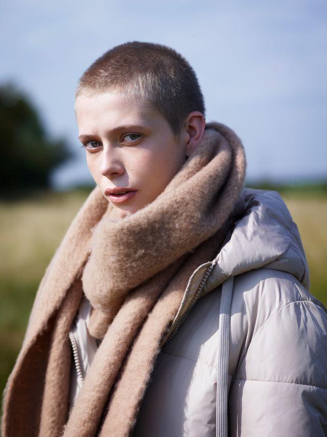 abrigos plumífero de la nueva colección sostenible de primark