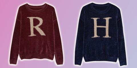 ron and harry potter christmas jumpers at primark
