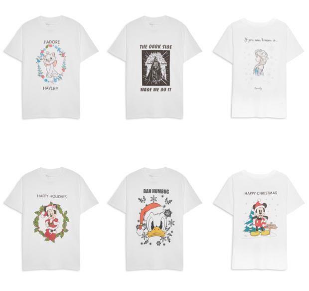 Harry Potter Printed design tassel Top Tshirt White T-SHIRT Womens Primark