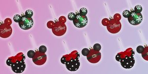 Primark Disney baubles