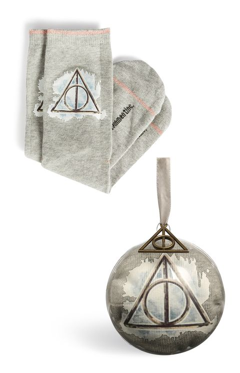 Harry Potter Christmas Baubles Primark Harry Potter Christmas