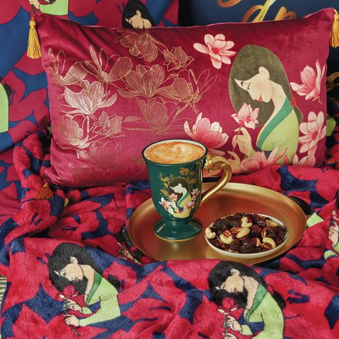 Primark have launched a Mulan homeware collection and it's gorgeous