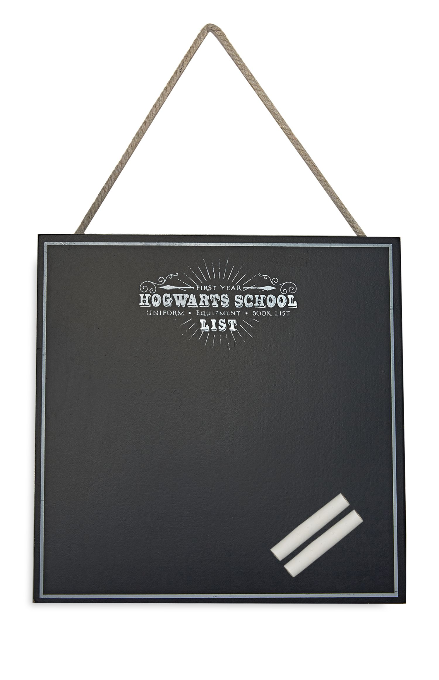 Harry Potter merchandise Primark Harry Potter homeware range