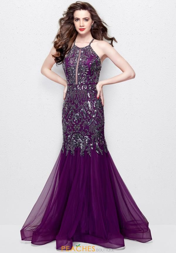 36 Pretty Purple Prom Dresses of 2018 in Every Shade From Lavender ...