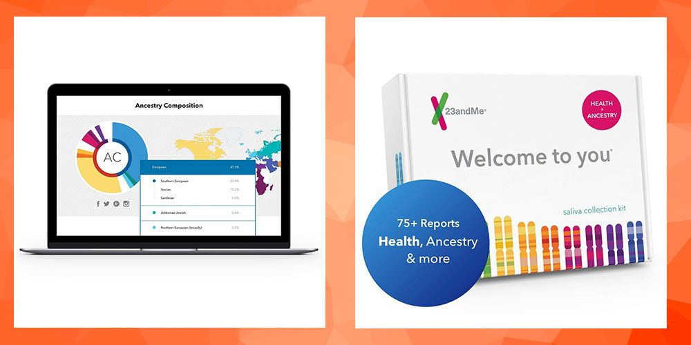 23andme dna test kit 50 off for amazon prime day its lowest price ever. Black Bedroom Furniture Sets. Home Design Ideas