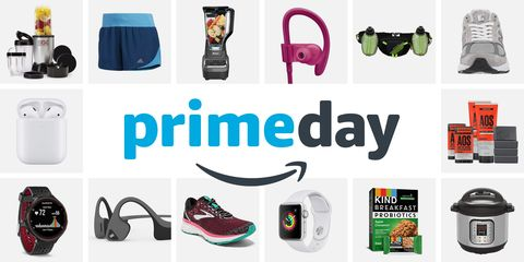 The Best Amazon Prime Day Sales for Runners