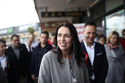 Prime Minister Jacinda Ardern Visits Northcote Electorate