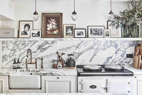kitchen in primrose hill designed by kerri lipsitz