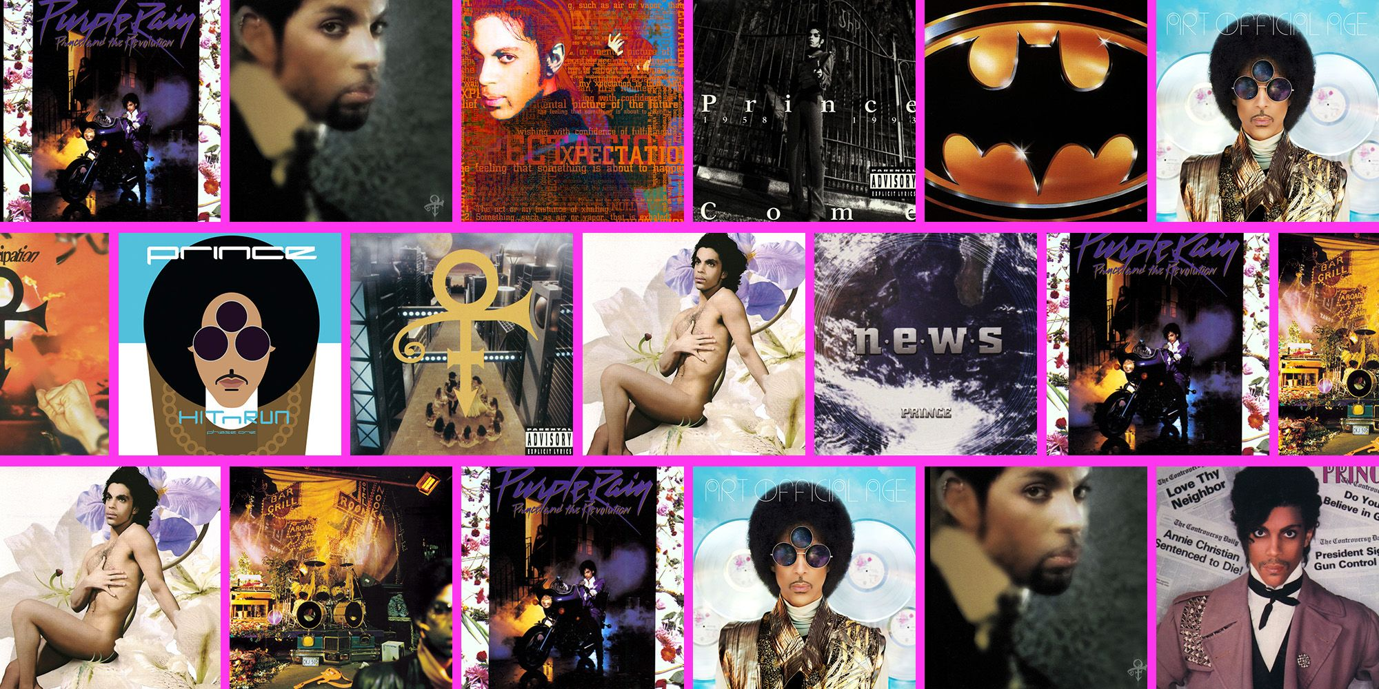 30+ Best Prince Albums of All Time - Every Prince Album, Ranked