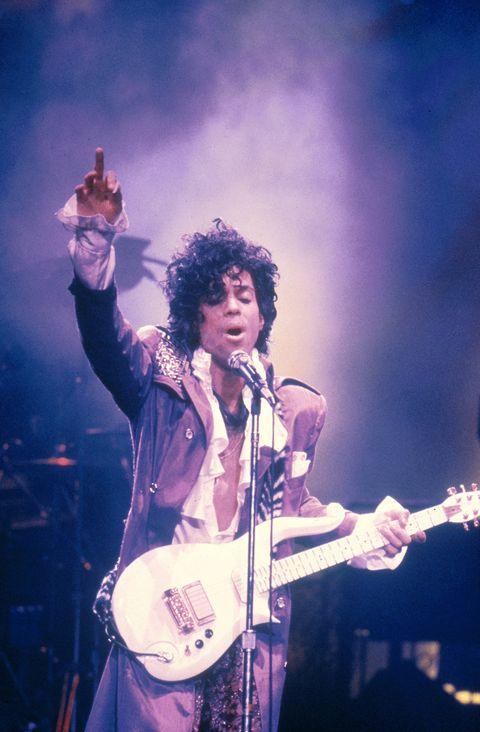 30 Best Prince Photos - Essential Photos of Prince's 'Purple Rain' Era