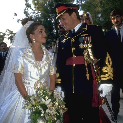 marriage of prince abdallah of jordan in amman