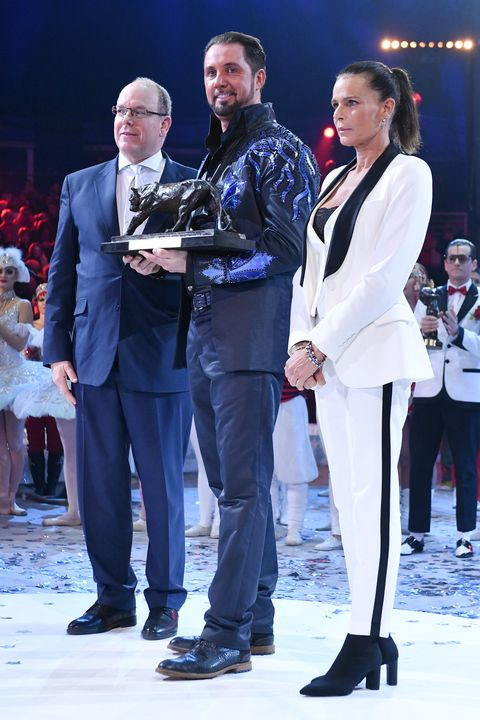 43rd International Circus Festival In Monte-Carlo - Gala ceremony