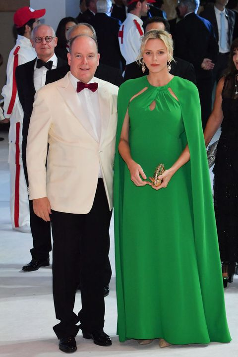 71th Monaco Red Cross Ball Gala In Monaco
