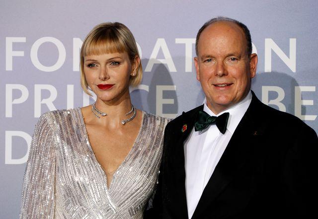 princess charlene and prince albert