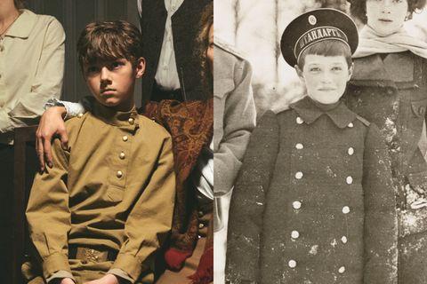 prince alexei romanov the last czars netflix