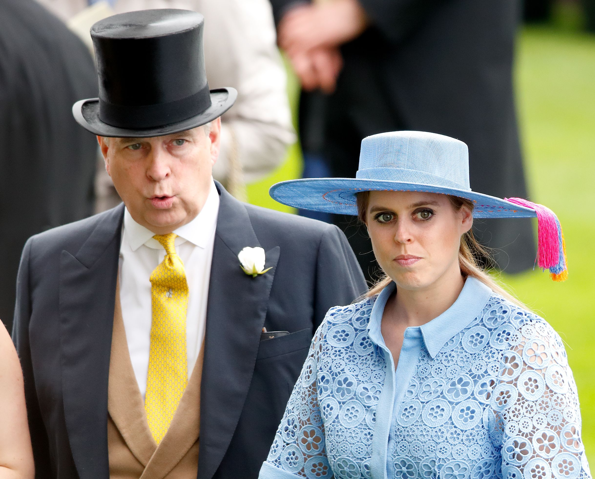 Prince Andrew Mixed Up His Daughters in His Birthday Message to Princess Beatrice and It's Too Funny