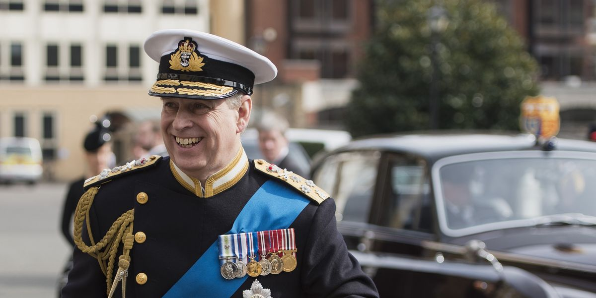 696e18c3db55bf Who Is Prince Andrew? Facts About Princess Eugenie and Beatrice's Father