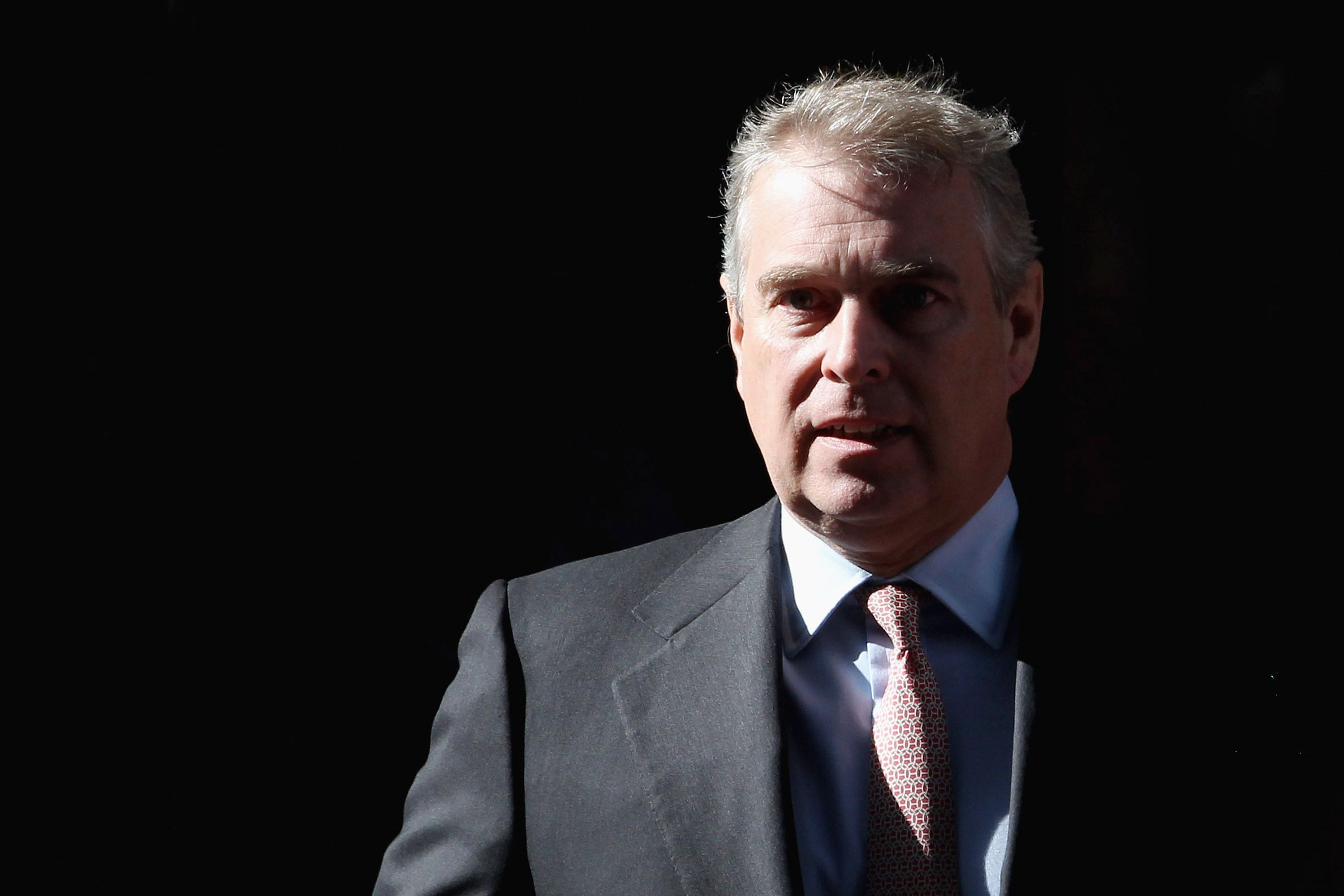 Prince Andrew allegedly stayed with fashion executive accused of rape