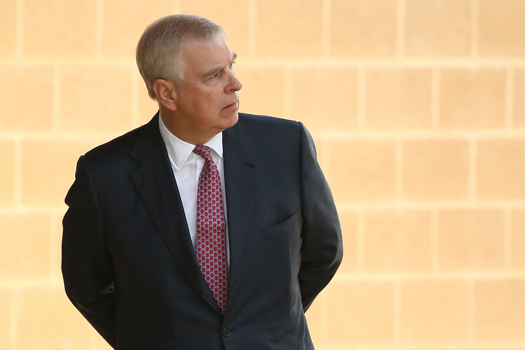 Prince Andrew won't be returning to official royal duties