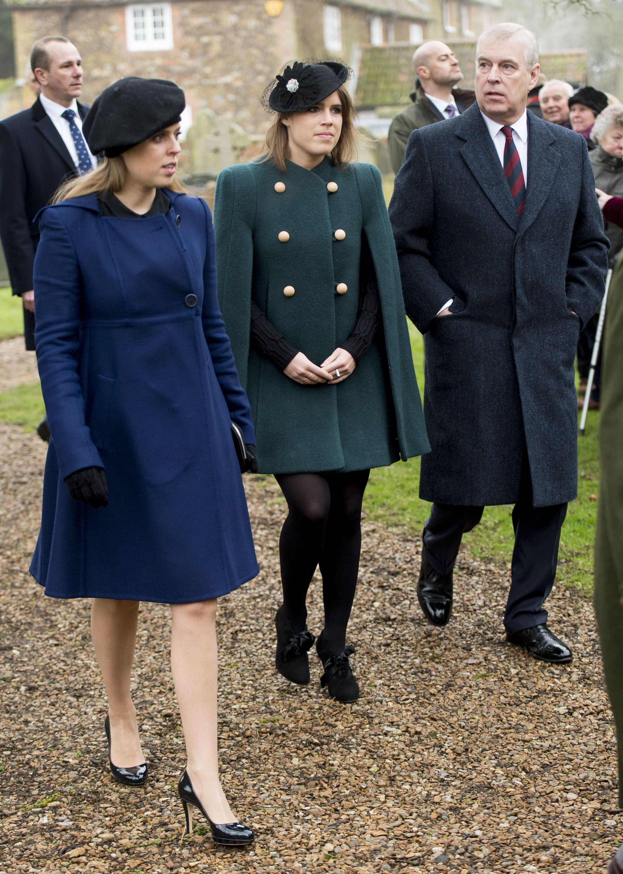 Prince Andrew Mixed Up His Daughters In Beatrice S Birthday Post