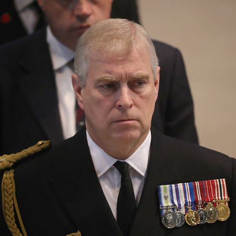 Prince Andrew, stepping down, royal duties
