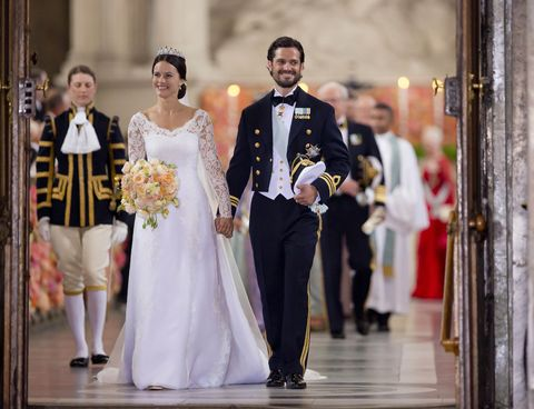 wedding of prince carl philip of sweden and sofia hellqvist