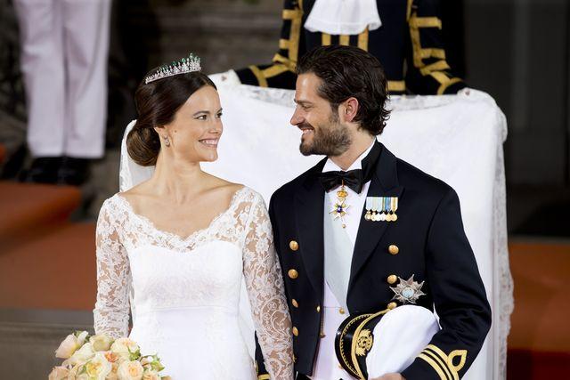 カール・フィリップ王子 ソフィア妃 ヴィクトリア皇太子 ダニエル王子 スウェーデン王室