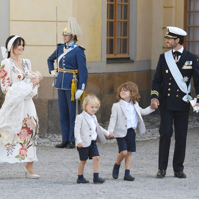 prince julian's baptism in stockholm