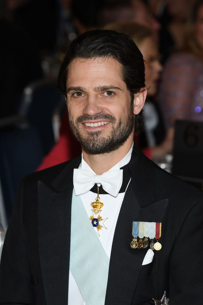Just wait until you see this video of Sweden's Prince Carl Philip with his son, Prince Alexander.