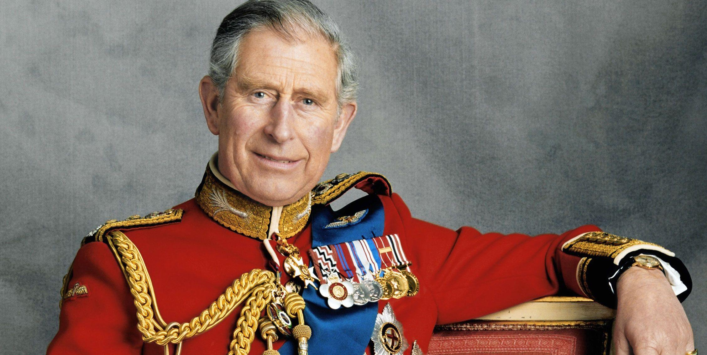 Prince Charles 60th birthday portrait