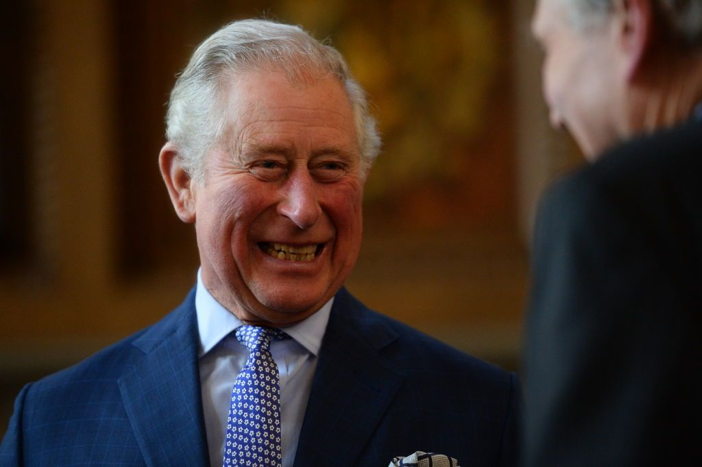 Prince Charles Teams Up With London Fashion Week Designers On Sustainable Line