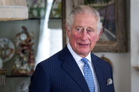 london, england   october 22 prince charles, prince of wales seen during his meeting with iraqi prime minister mustafa al kadhimi at clarence house on october 22, 2020 in london, england photo by victoria jones   wpa poolgetty images