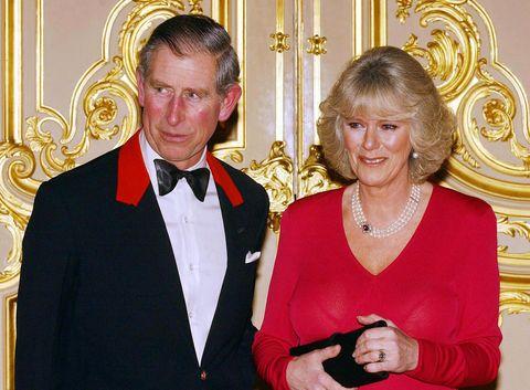 Prince Charles e Camilla Parker Bowles