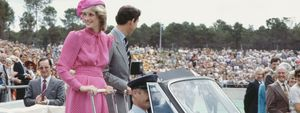 Charles And Diana In Australia