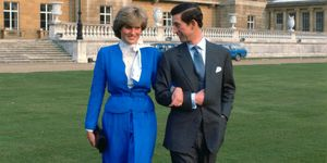 Diana & Charles Engagement